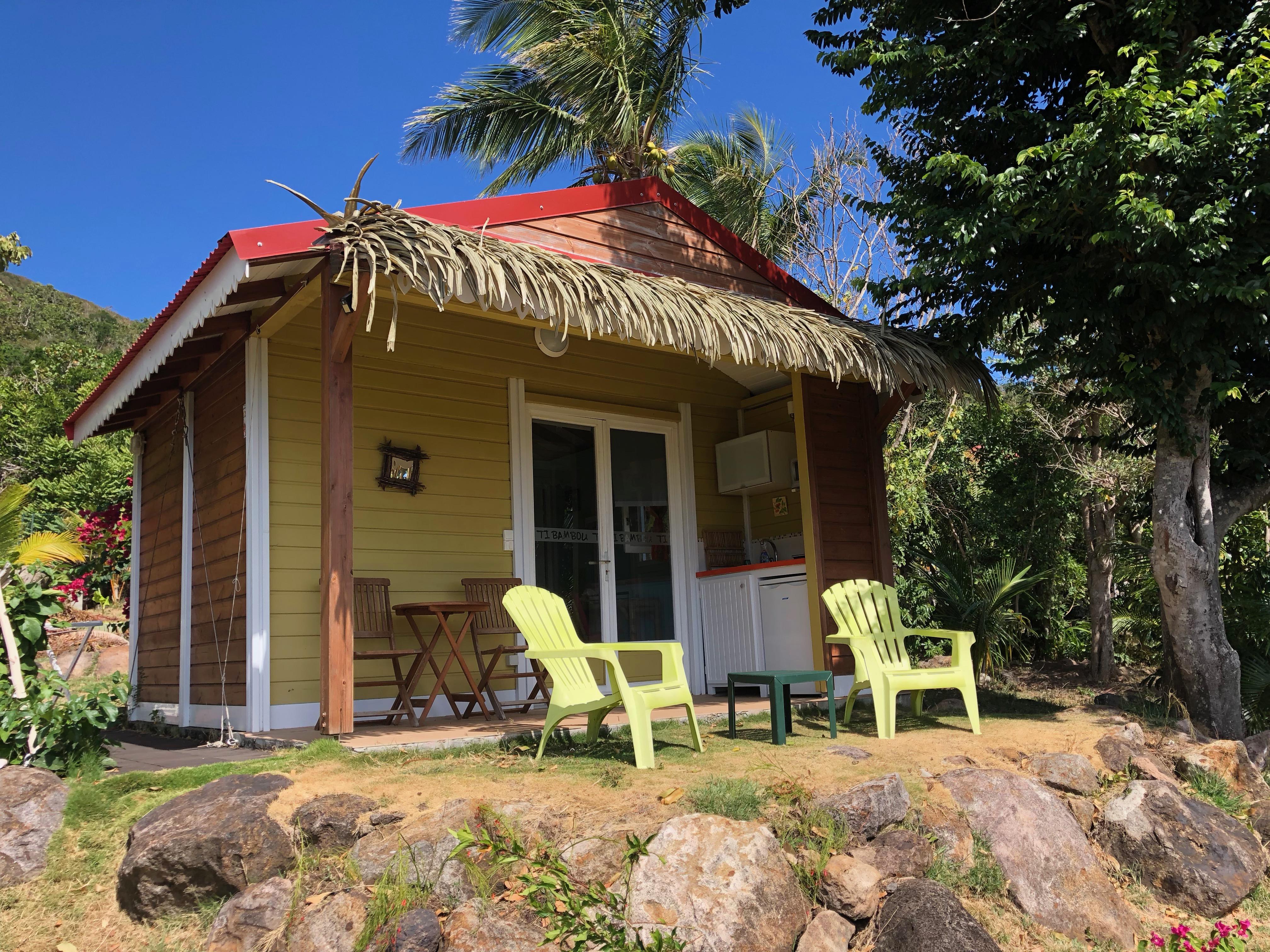 Villa Ti Bambou - - Résidence Coco d'Iles -  Les Saintes