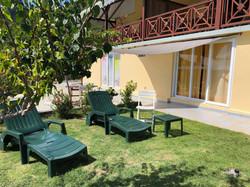 Le petit jardin - Ti Coco - Résidence Coco d'Iles - Les Saintes