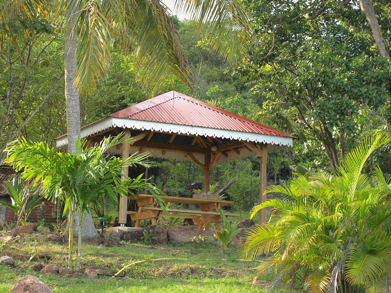 Le carbet -  Ti Bambou - Résidence Coco d'Iles - Les Saintes