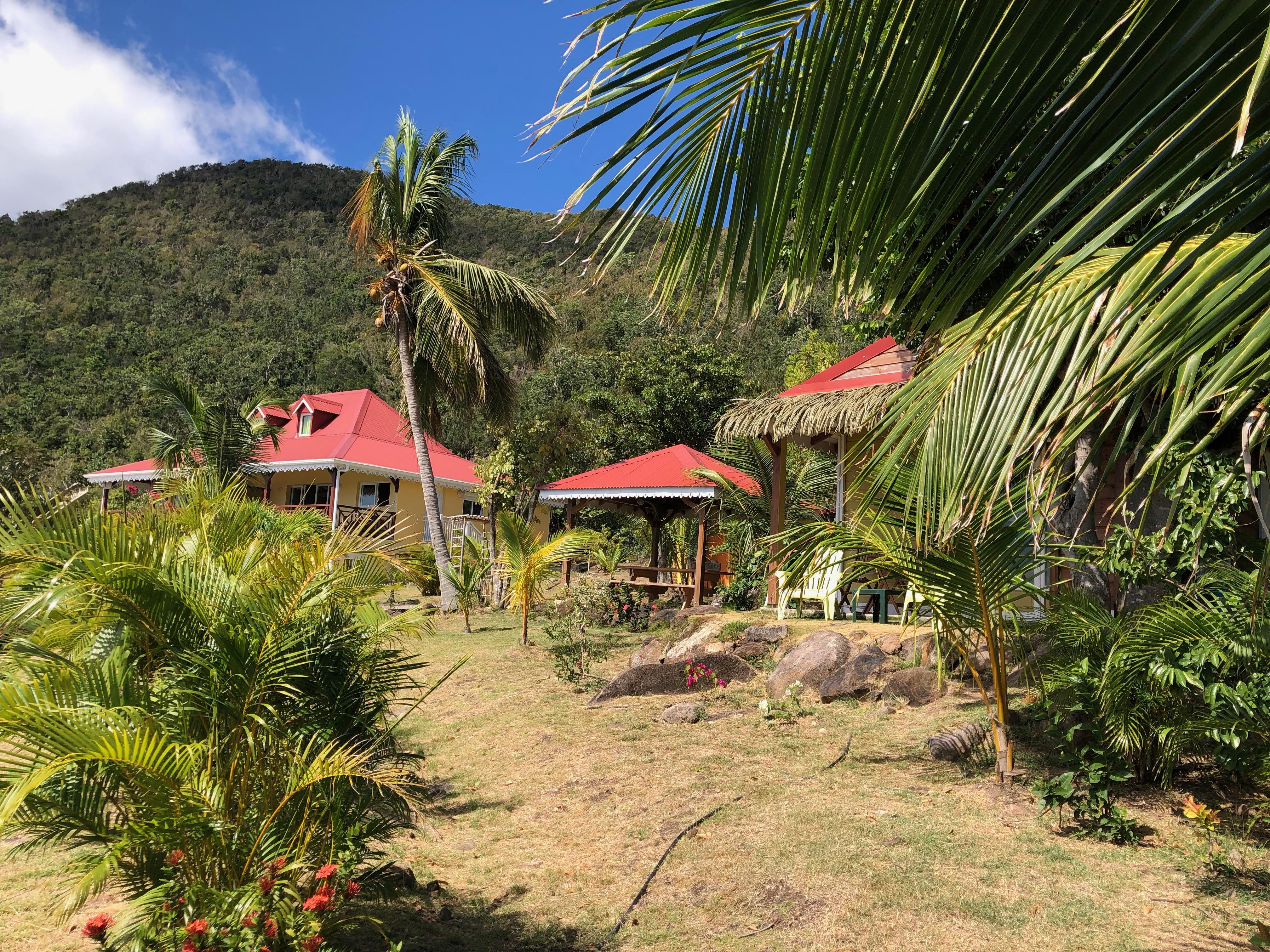 Villa Ti Bambou - Résidence Coco d'Iles -  Les Saintes