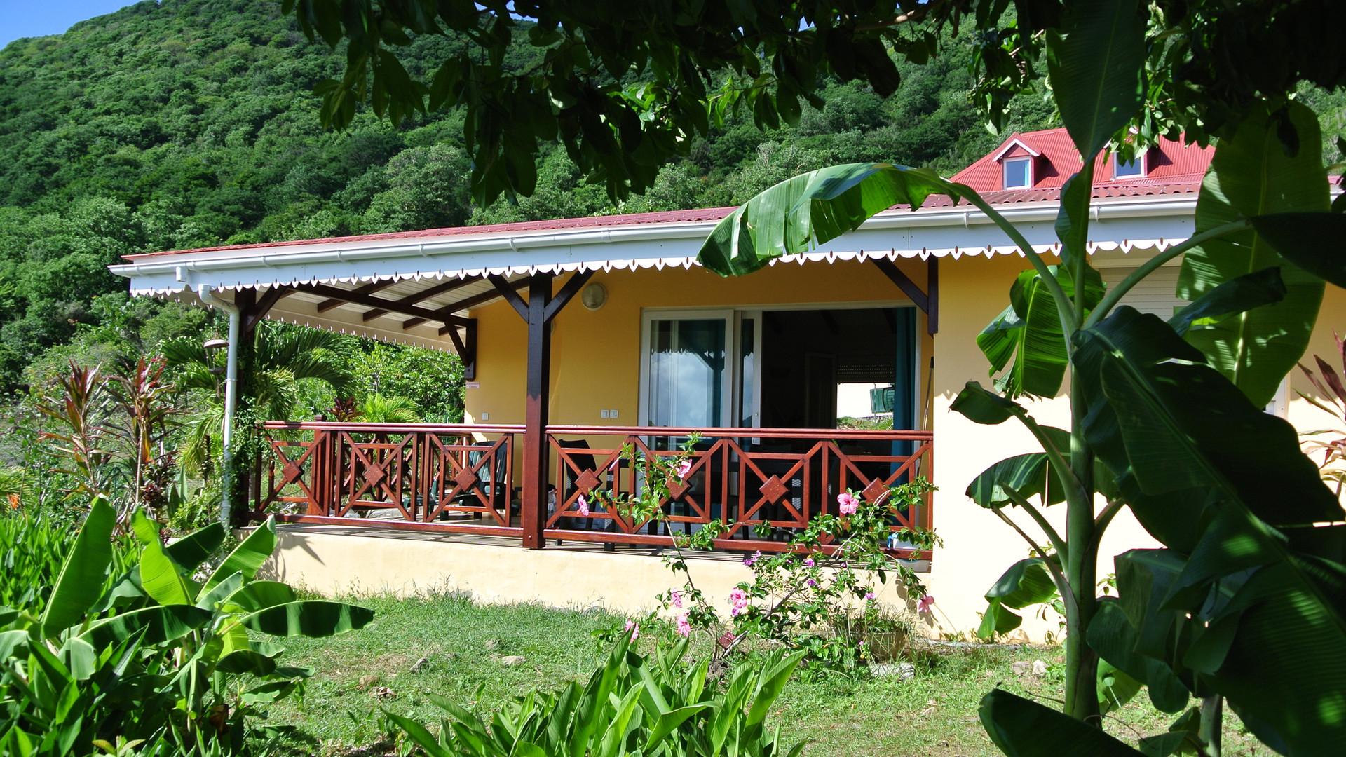 Villa de la Résidence Coco d'Iles -  Les Saintes
