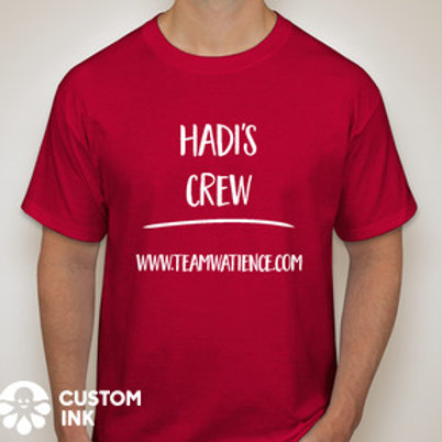 Hadi's Crew T-Shirts