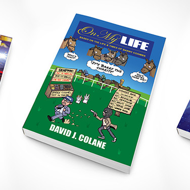 Cover art created for Penskills Publishing
