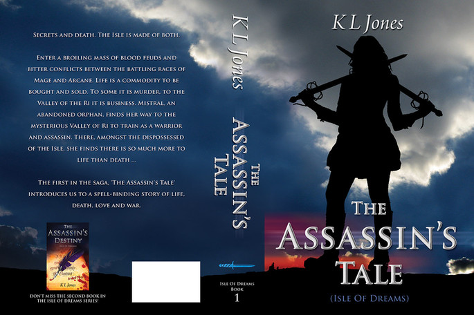 The Assassin's Tale volume one in paperback