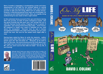 On My Life - book cover art
