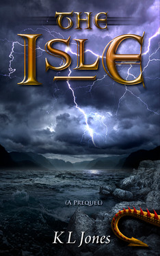 The Isle - book cover art
