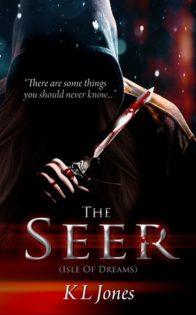 The Seer - book cover art
