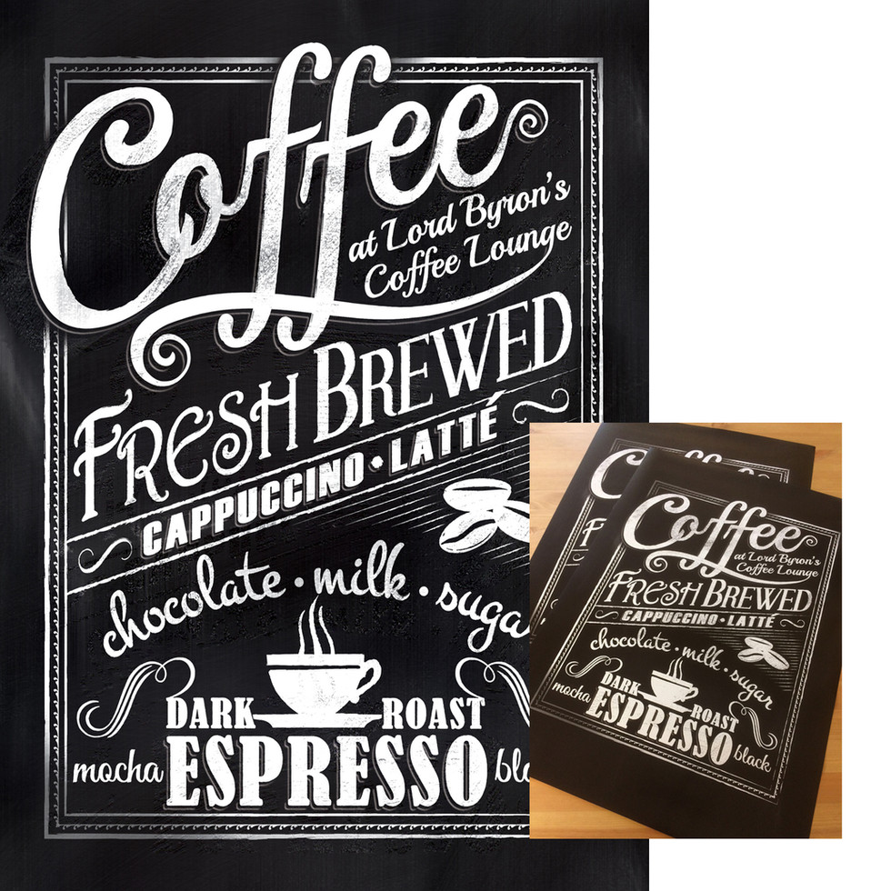 Lord Byrons Coffee Lounge