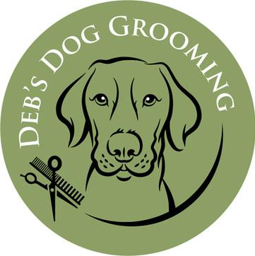 Deb's Dog Grooming logo