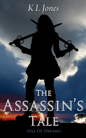 The Assassin's Tale - book cover art