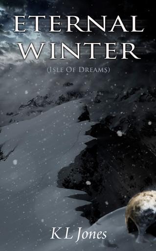 Eternal Winter - book cover art