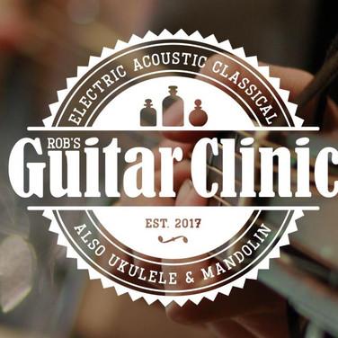 Rob's Guitar Clinic