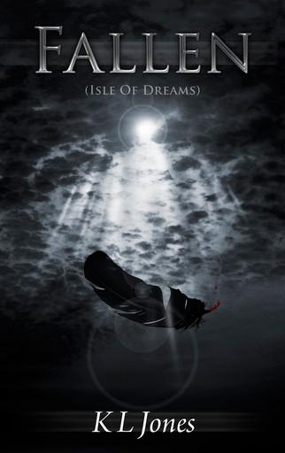 Fallen - book cover art