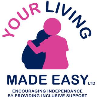 Your Living Made Easy logo design