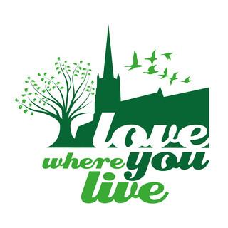 Love Where You Live logo