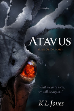Atavus - book cover art