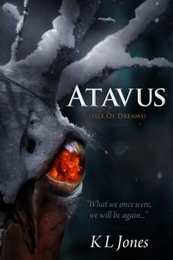 Atavus - book cover art