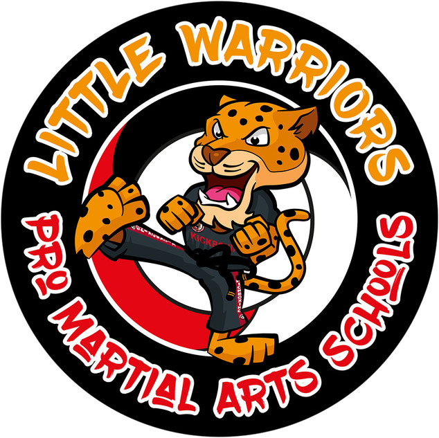 Little Warriors logo design