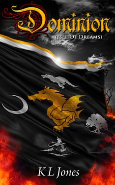 Dominion - book cover art