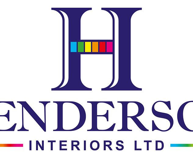 Henderson Interiors Ltd logo design