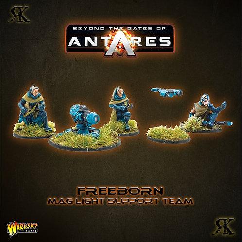 Freeborn Mag Light Support Team