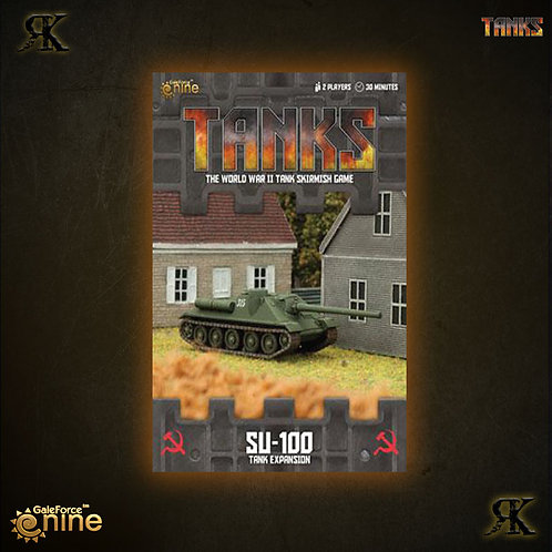 Tanks SU100 Expansion