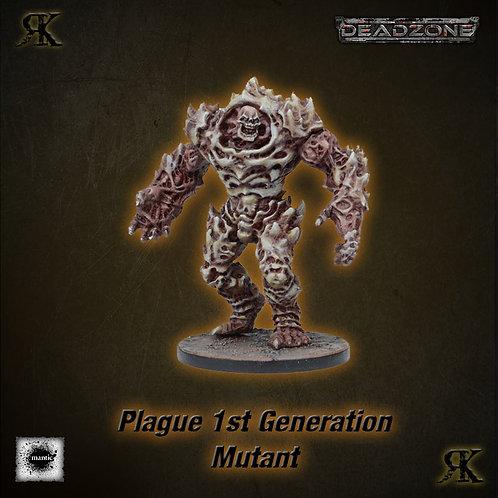 Plague 1st Generation Mutant