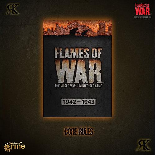 Flames of War Rulebook