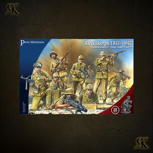 Afrikakorps (plastic box)