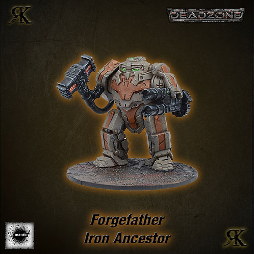 Forge Father Iron Ancestor