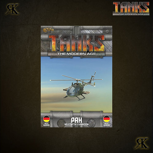 West German PAH Helicopter Expansion