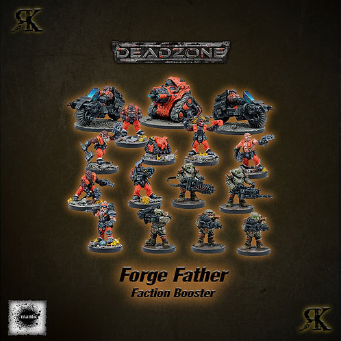Forge Father Faction Booster