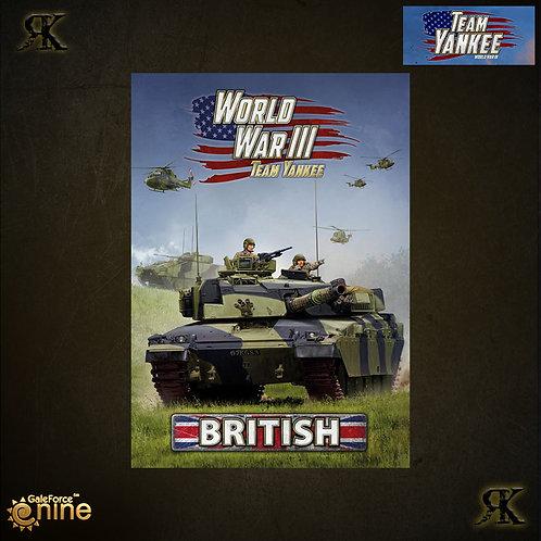 WWIII British