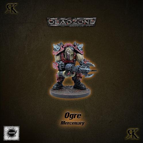 Ogre Mercenary Warrior