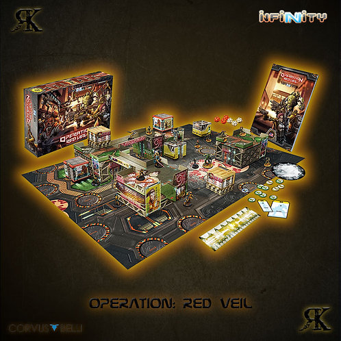 Infinity Operation Red Veil