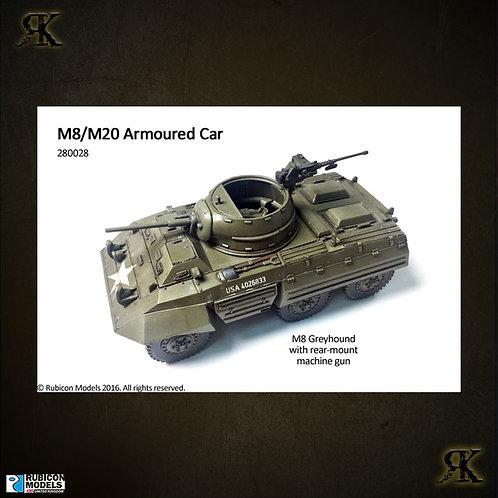 280028 M8 / M20 Armoured Car