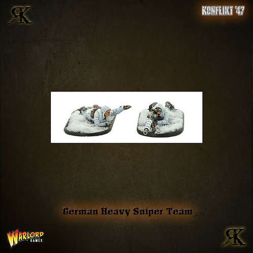 German Heavy Sniper Team