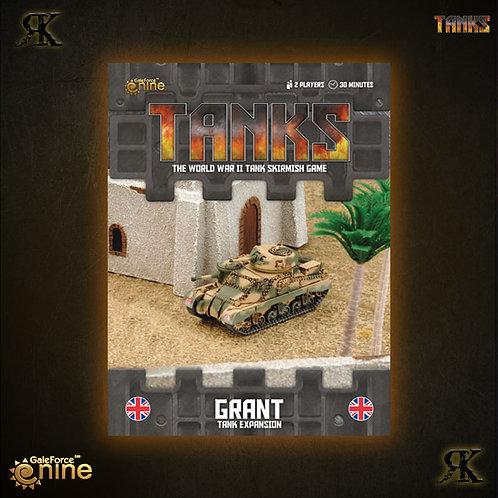 Grant Tank expansion