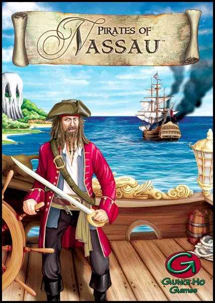 Pirates of Nassau Boardgame