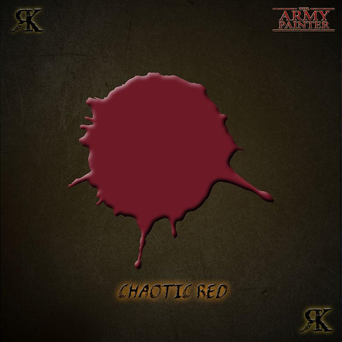 Chaotic Red