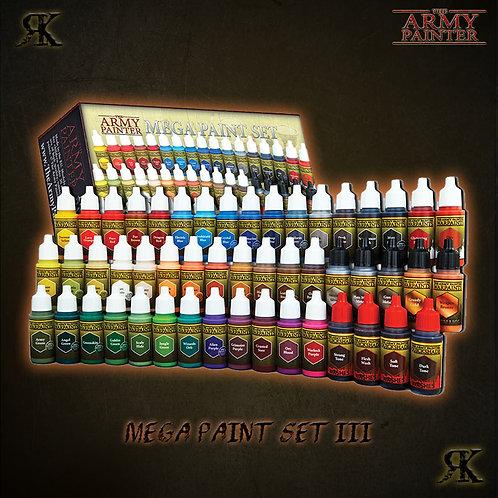 Mega Paint Set III