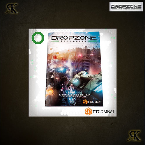 Dropzone Rulebook 2nd Edition (Current)