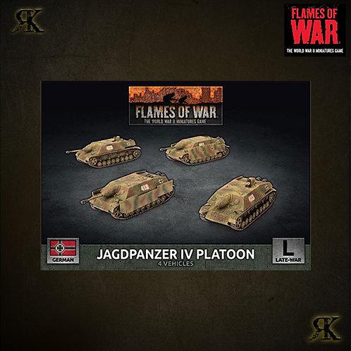 Jagdpanzer IV Platoon