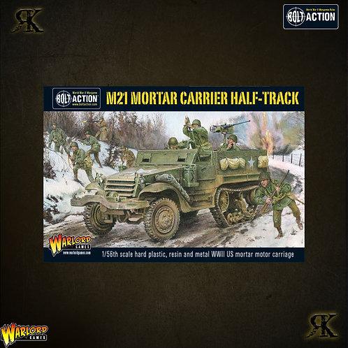 M21 Mortar Carrier Half-track