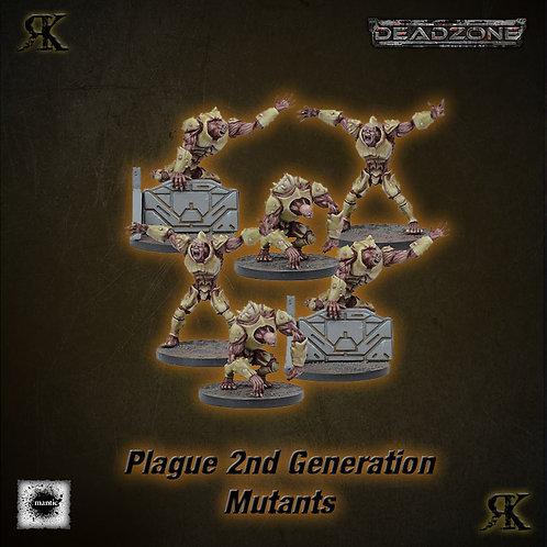 Plague 2nd Generation Mutants