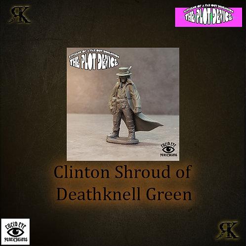 Clinton Shroud of Deathknell Green