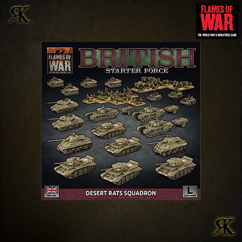 Desert Rats Squadron Army Deal