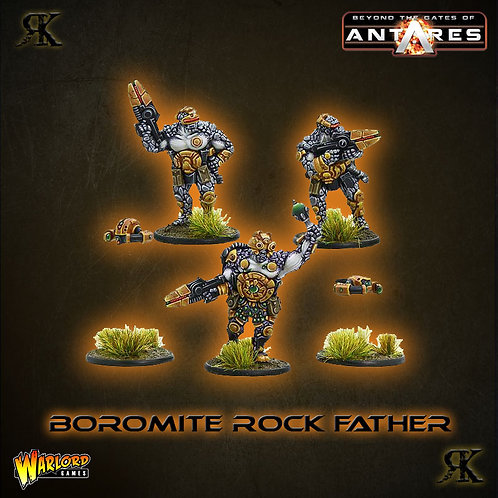 Boromite Rockfather