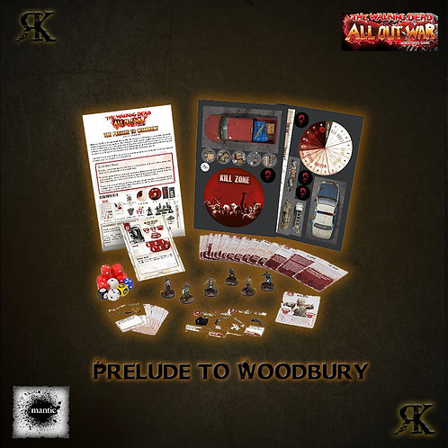 Prelude to Woodbury - Solo Starter Set