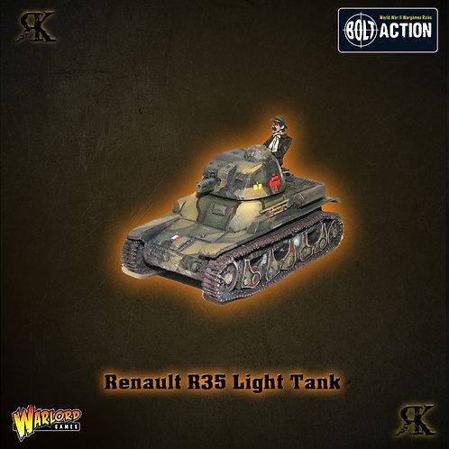 Renault R35 Tank Box Set